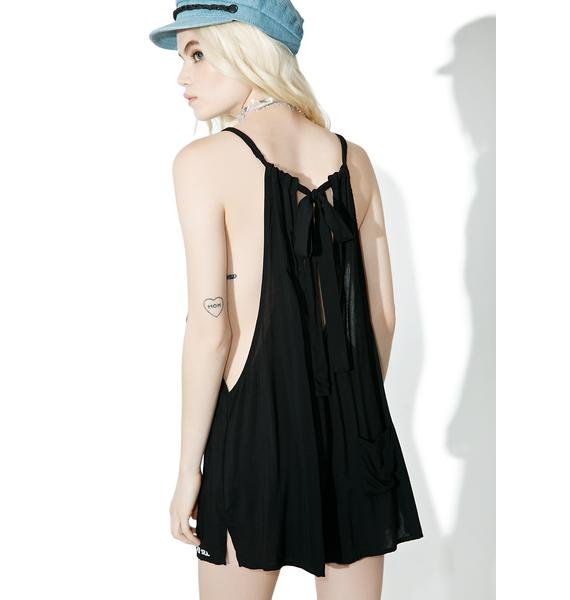 Wildfox Couture Short Overall Romper
