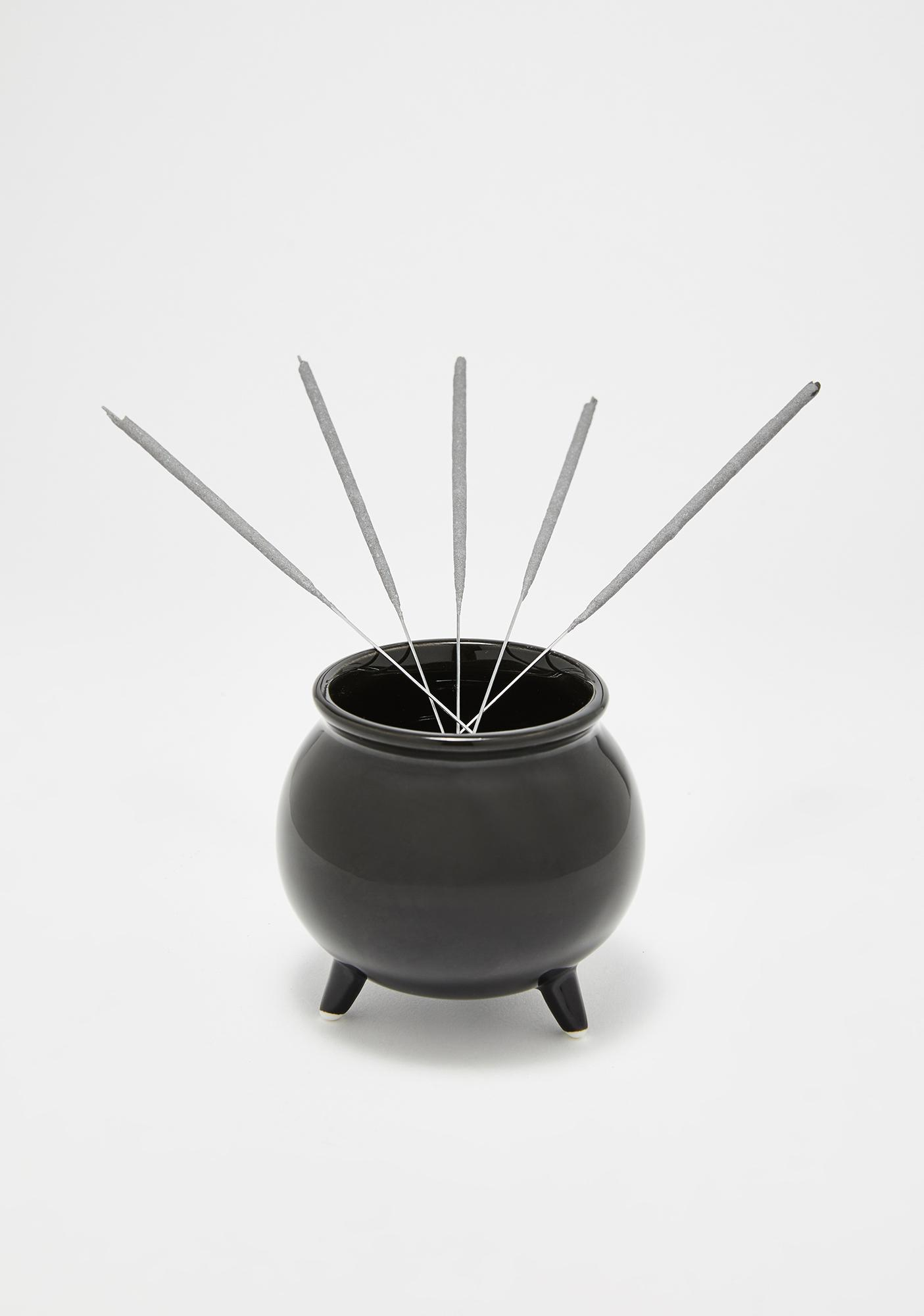 Killstar Cauldron Incense Burner