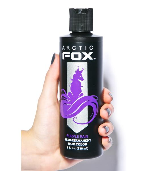 Arctic Fox Purple Rain Hair Dye