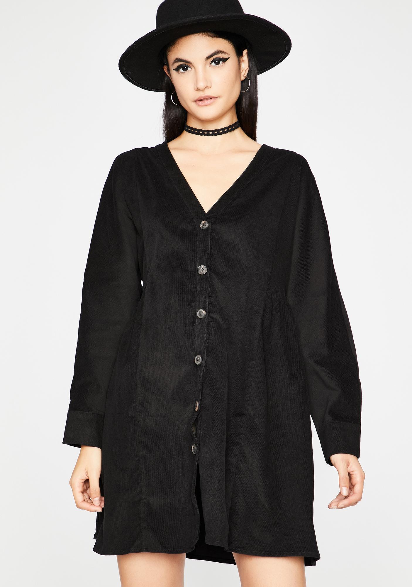 Livin' Bohemian Shirt Dress