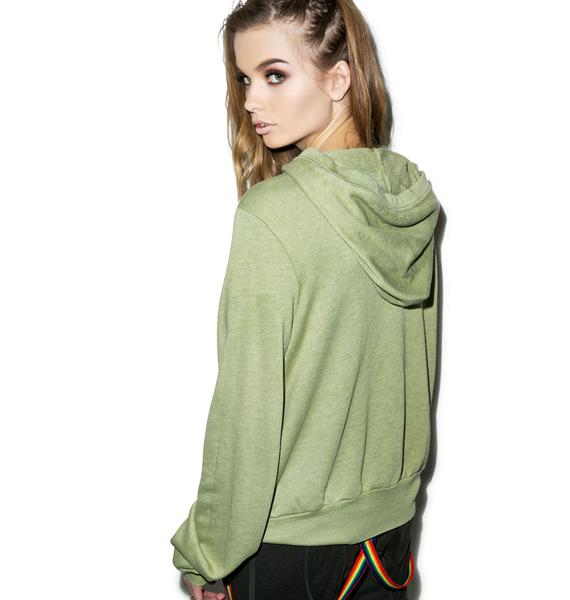Wildfox Couture I Love Camping Malibu Pullover Sweater