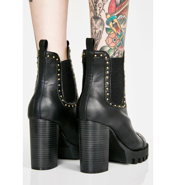 Babe Attack Chelsea Boots