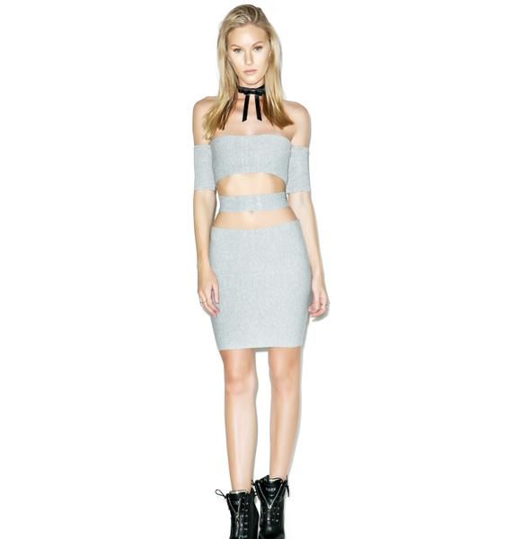 The Gigi Cut-Out Dress