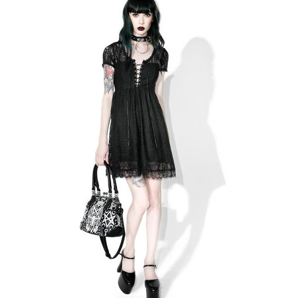Killstar Bella Morte Lost Babydoll Dress