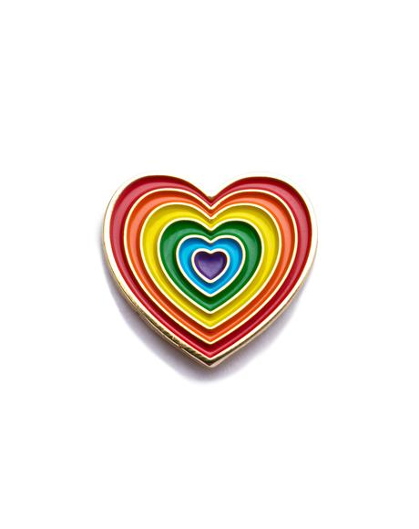Love Vibes Pin