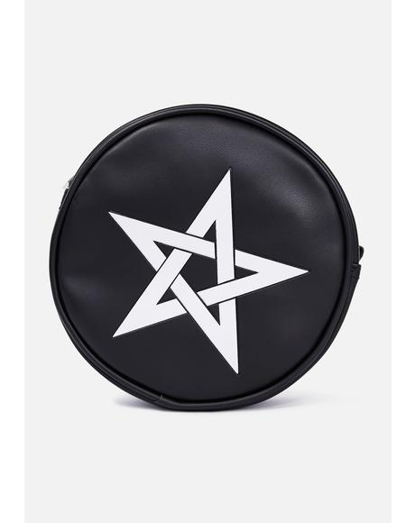 Pentagram Purse Bag