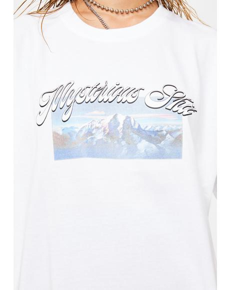 Mysterious Shit Graphic Tee