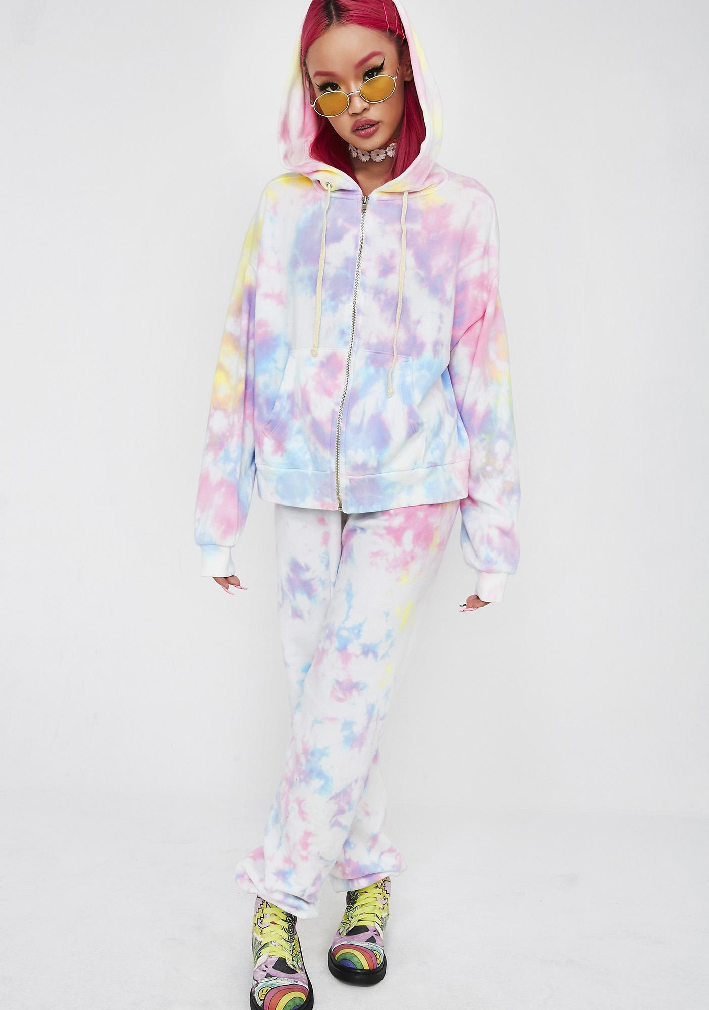 Wildfox Couture Marquis Zip Hoodie