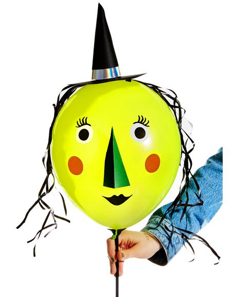 Creepy Crafters Balloon Deco Set