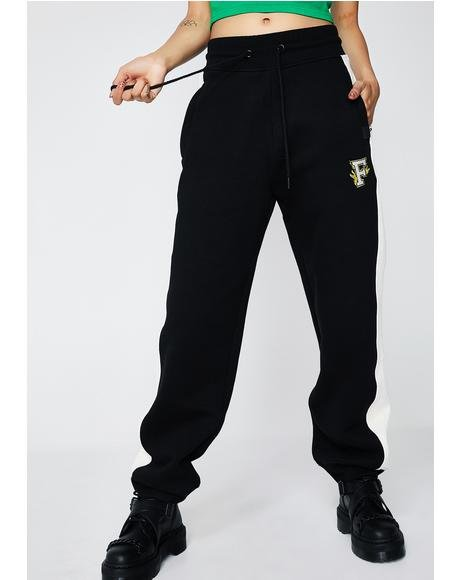 FENTY PUMA BY Rihanna Fitted Panel Sweatpants