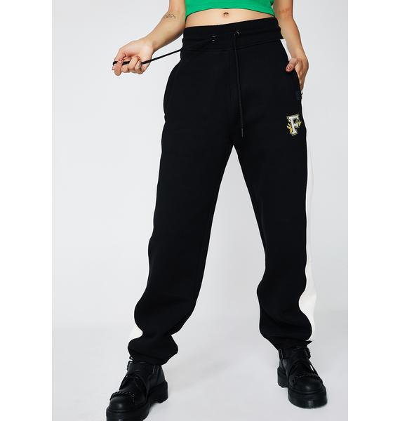 PUMA FENTY PUMA BY Rihanna Fitted Panel Sweatpants