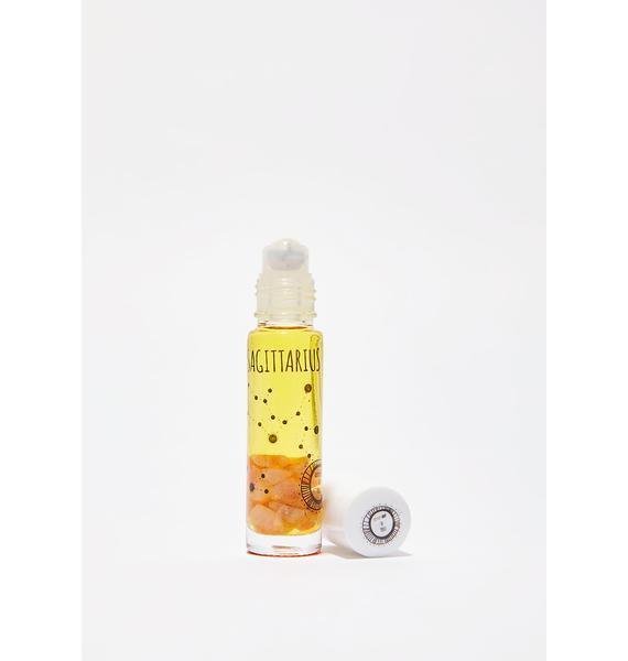 Little Shop of Oils Sagittarius Oil Perfume Roller