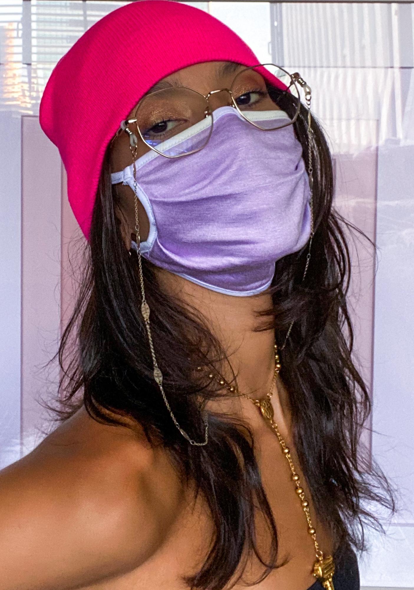 Iris Got U Covered Face Mask