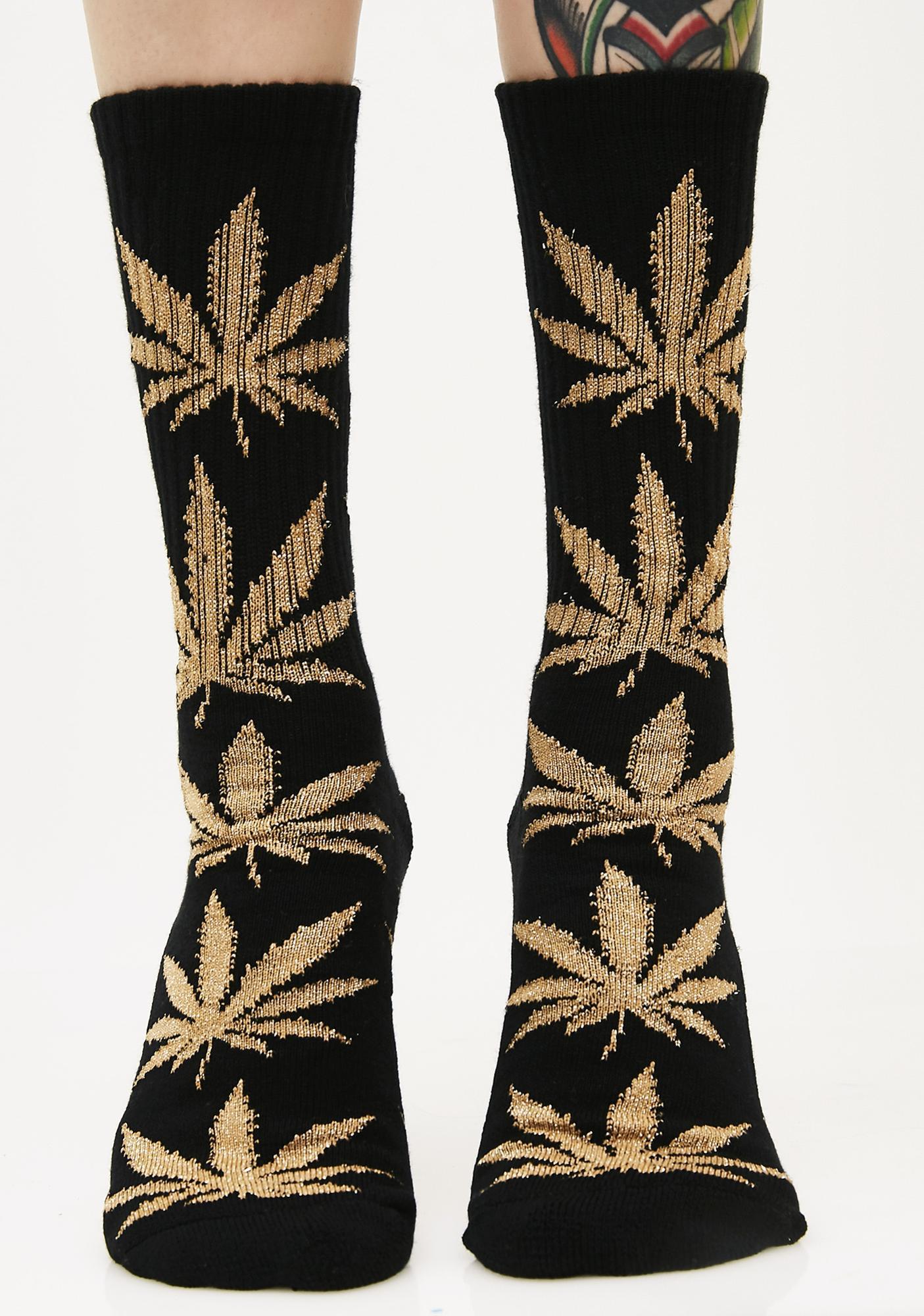 HUF Tinsel Plantlife Socks