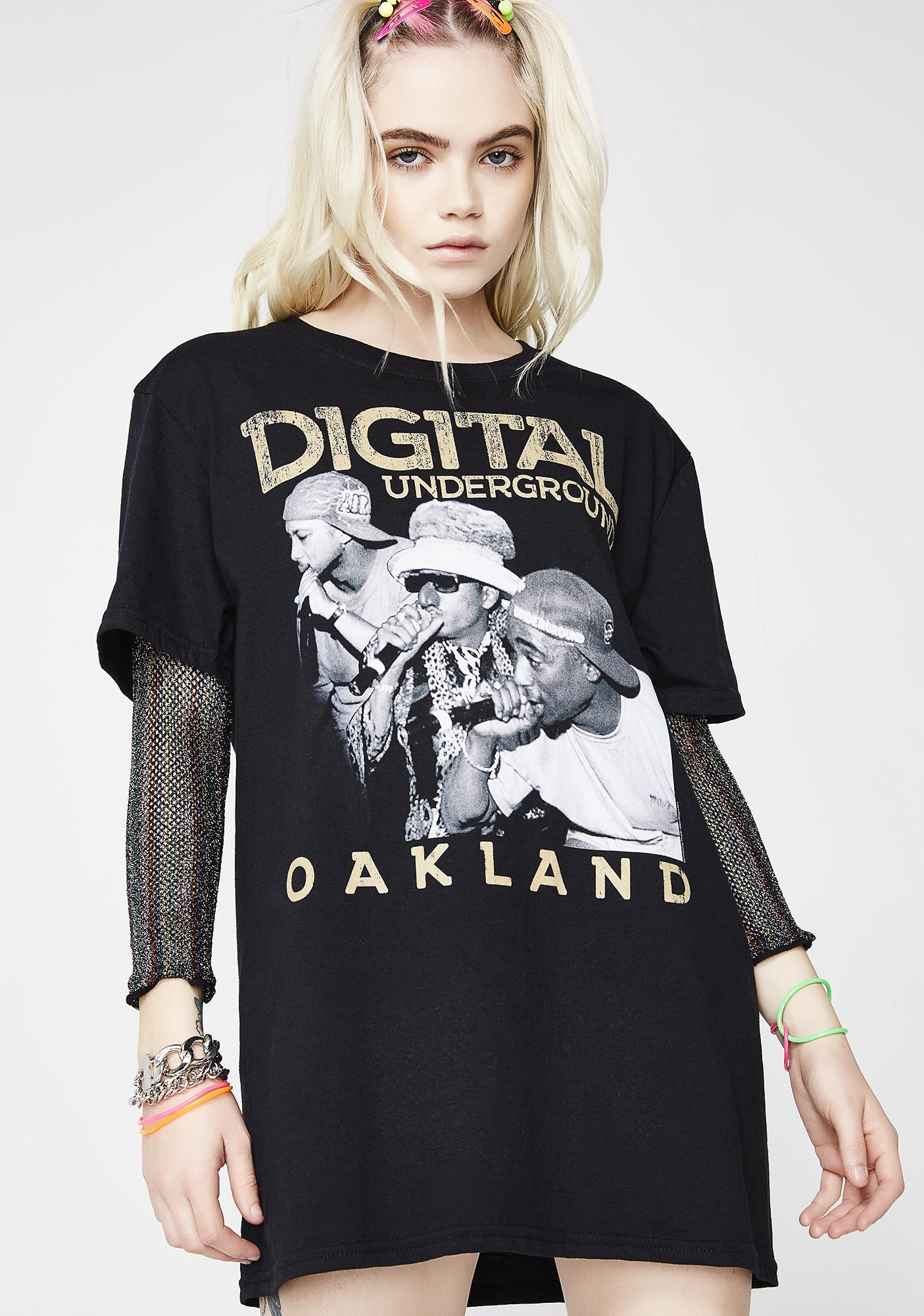Digital Underground Graphic Tee