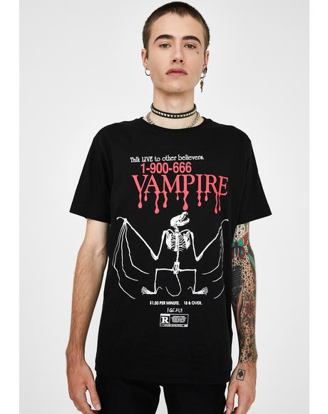 Vamp Graphic Tee