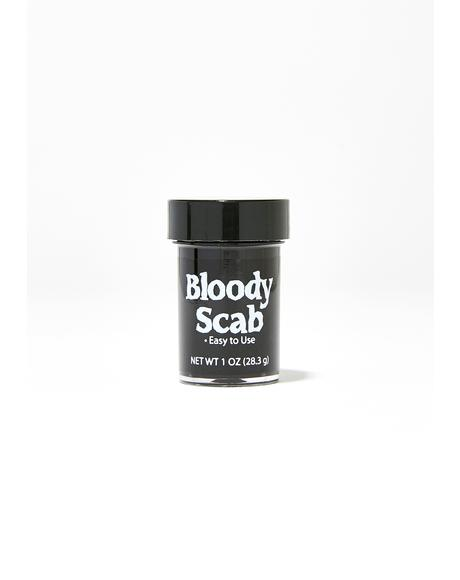 Bloody Scab Makeup Kit