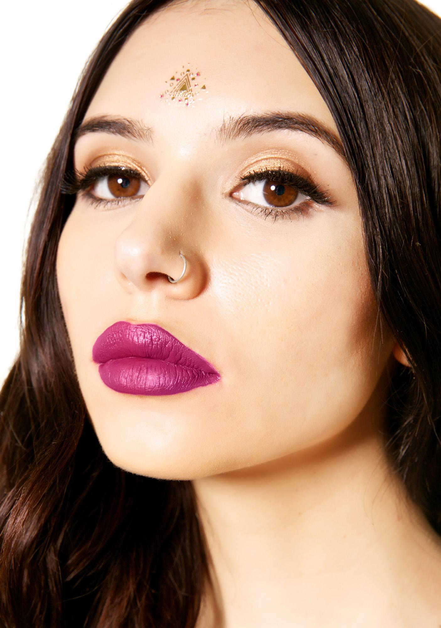 Lime Crime Beet It Velvetine Liquid Lipstick
