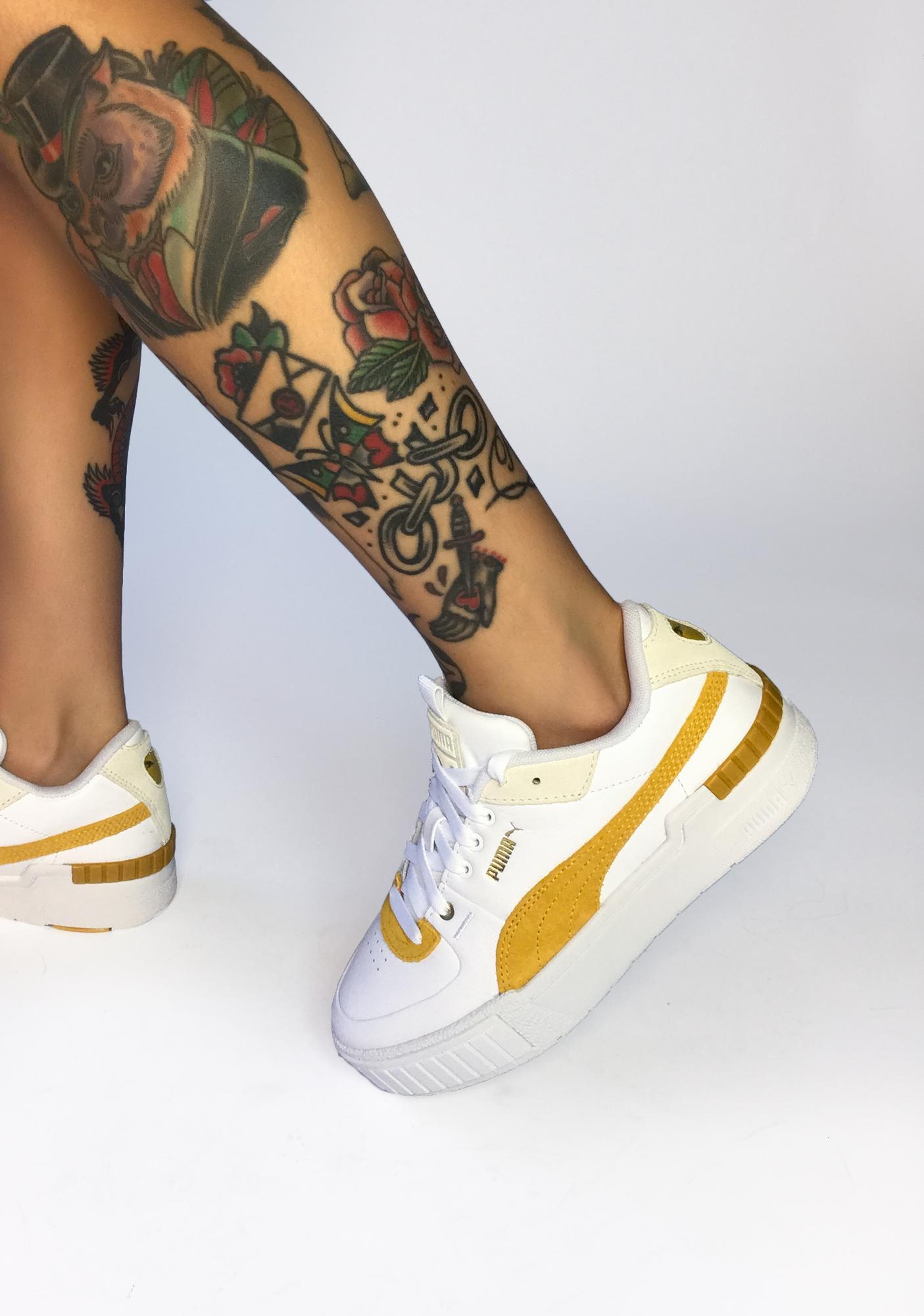 PUMA Sport Heritage Cali Sneakers