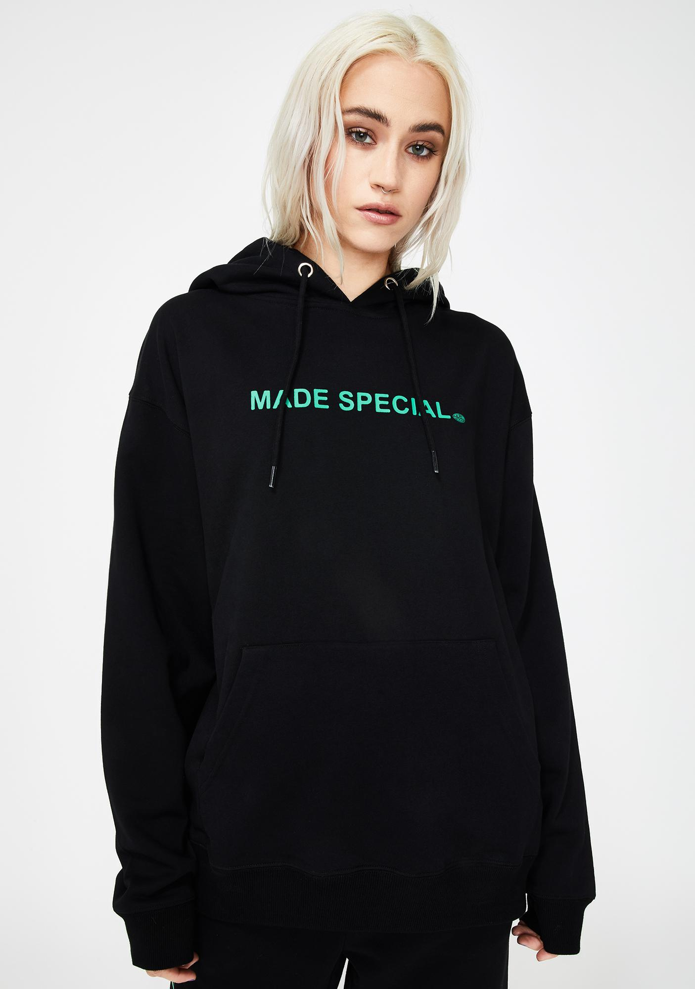 Petals and Peacocks X Pink's Hot Dogs Made Special Hoodie