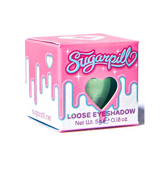 Sugarpill Mint Soda Loose Eyeshadow