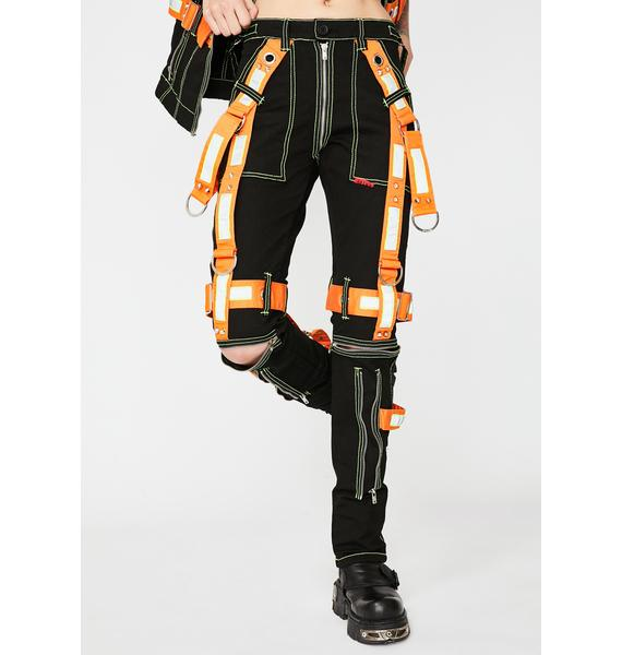 Tripp NYC Ultimation Reflective Pants