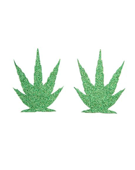 Glitter Weed Pasties