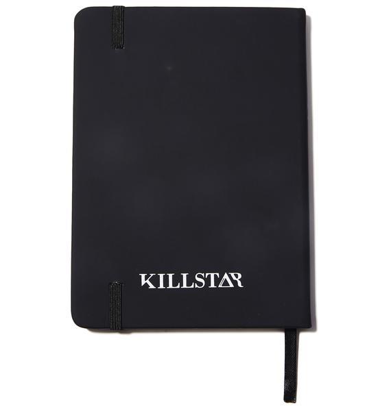 Killstar Survival Guide Notebook