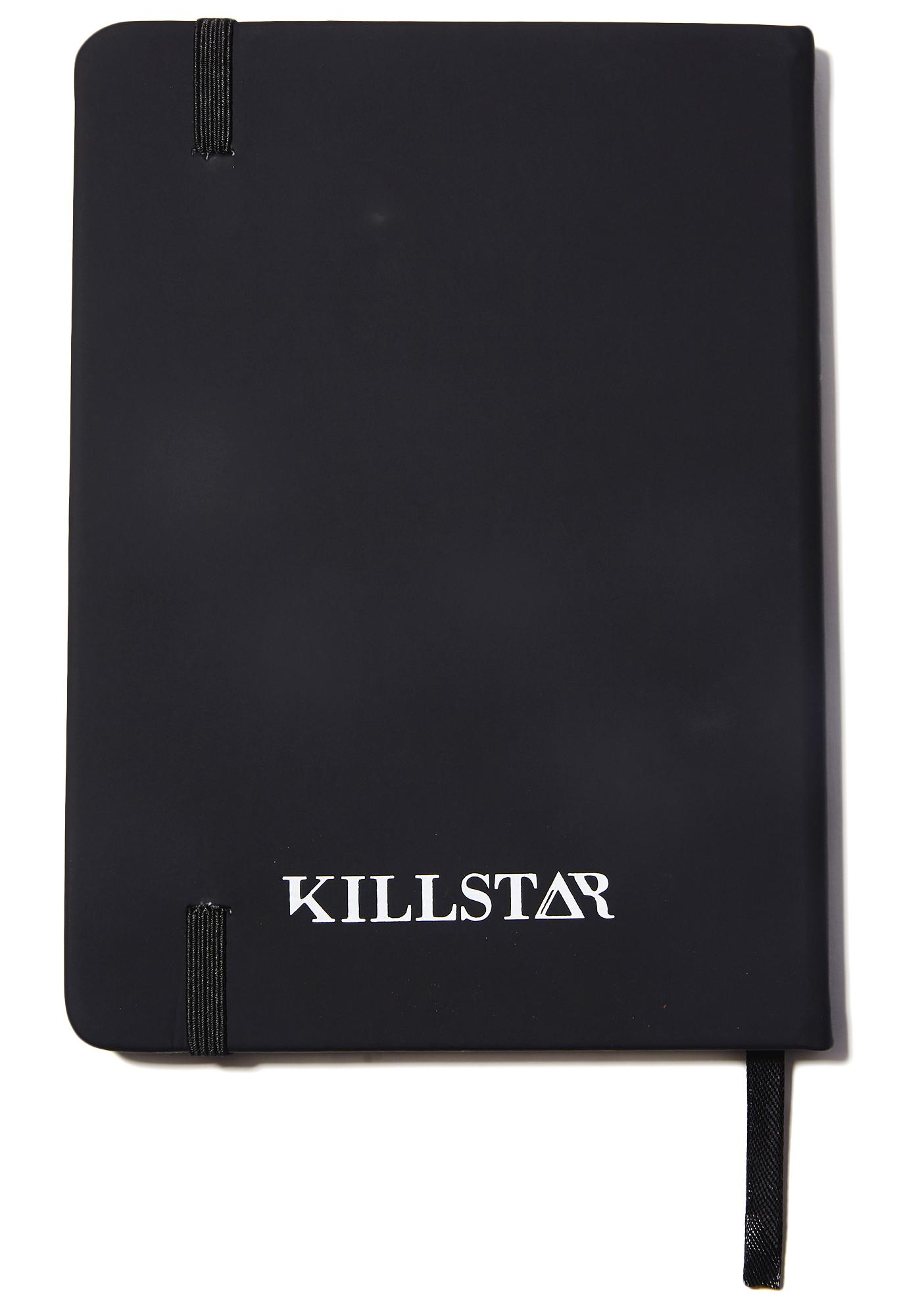 Killstar Survival Guide Notebook