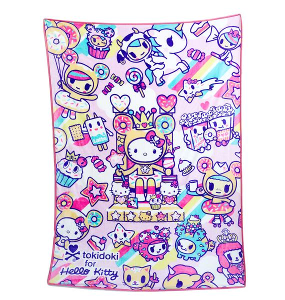 Sanrio Big Throw