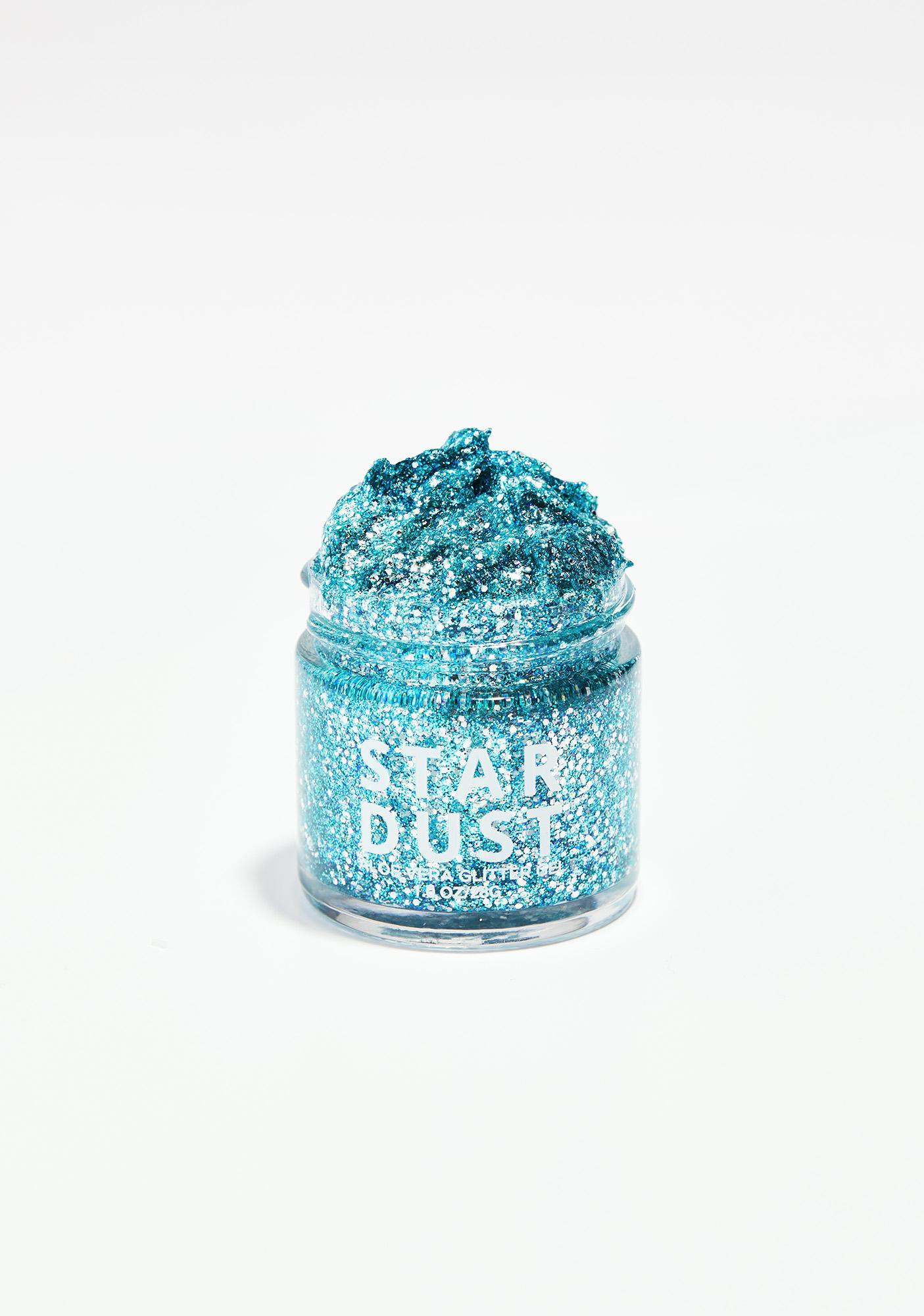 Lavender Stardust Blue Dream Glitter Gel Pot