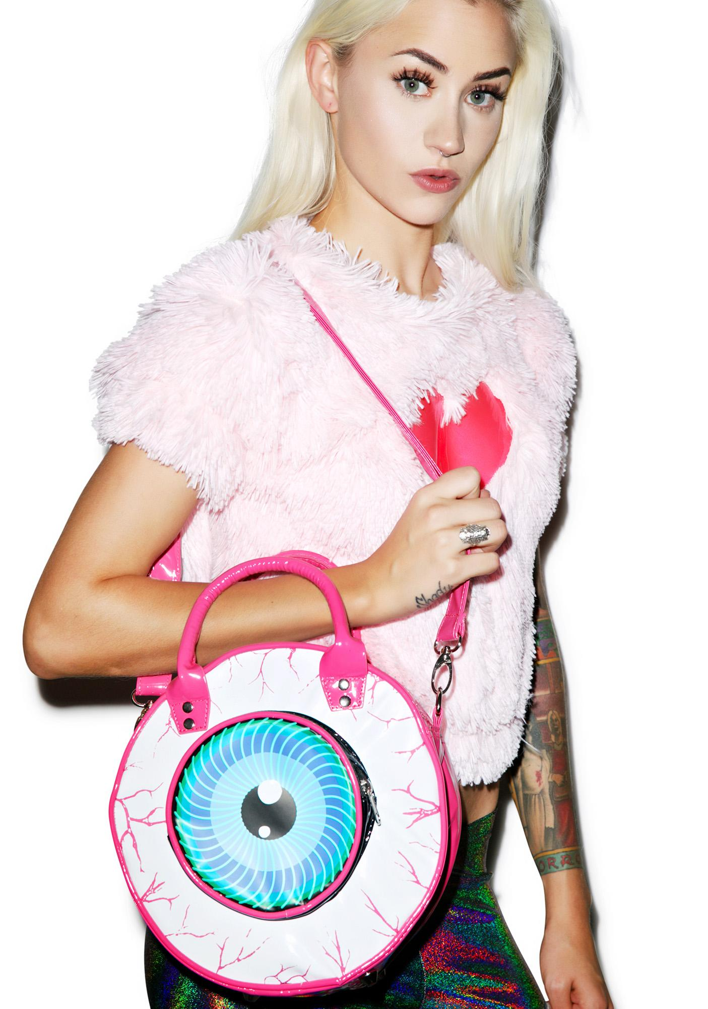 Kreepsville 666 Eyeball Handbag