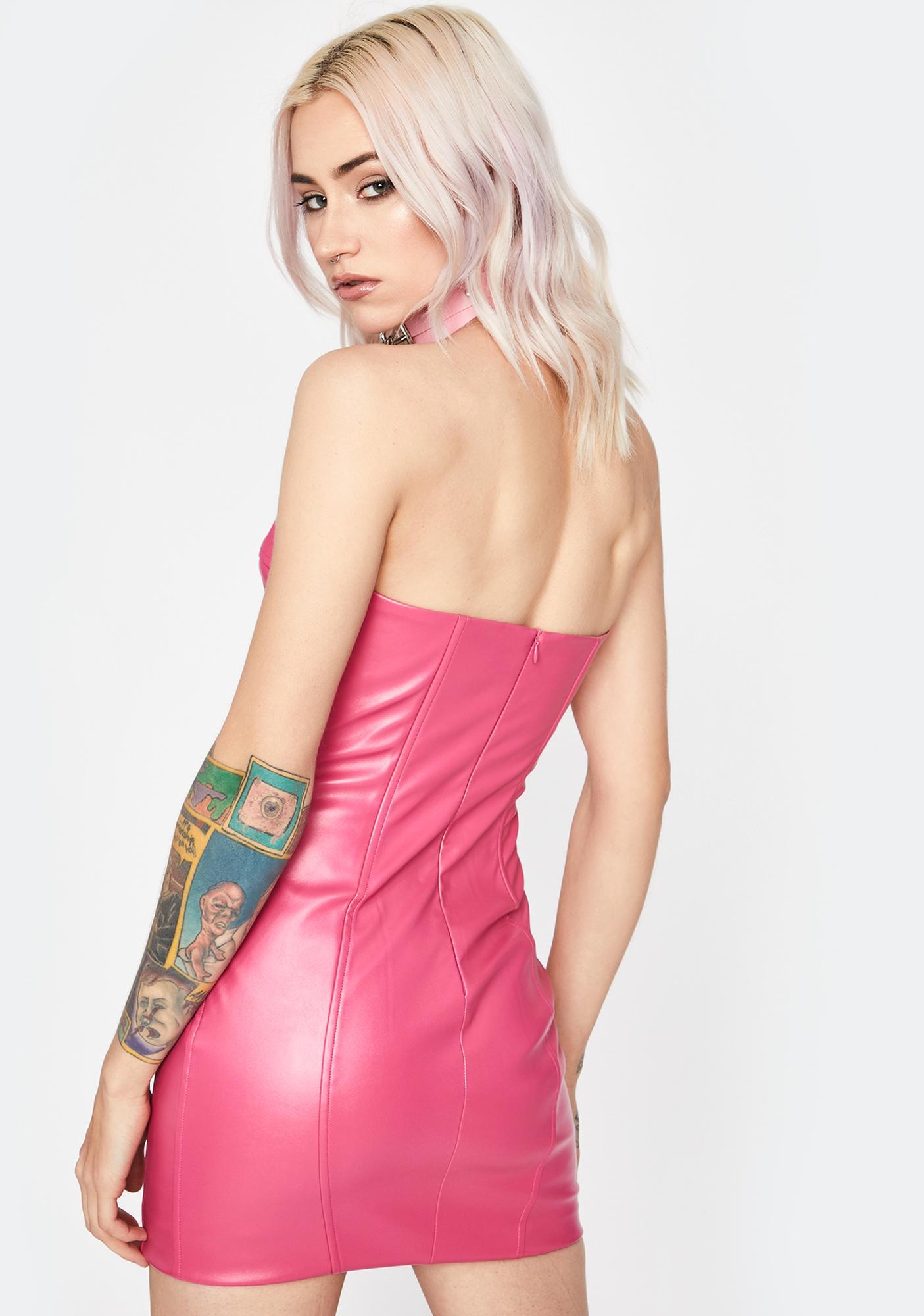 Sweet Buy Me Somethin' Bodycon Dress