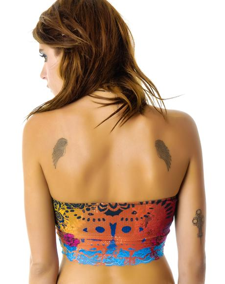 Day of the Dead Bra