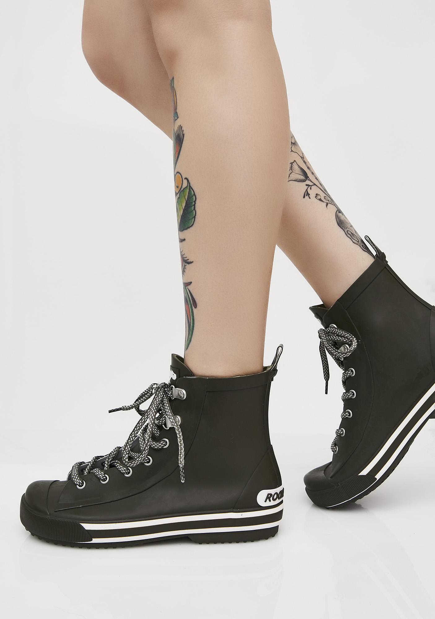 Rocket Dog Rainy Sneaker Rain Boots