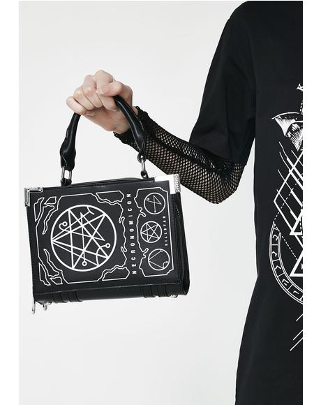 Necronomicon Handbag