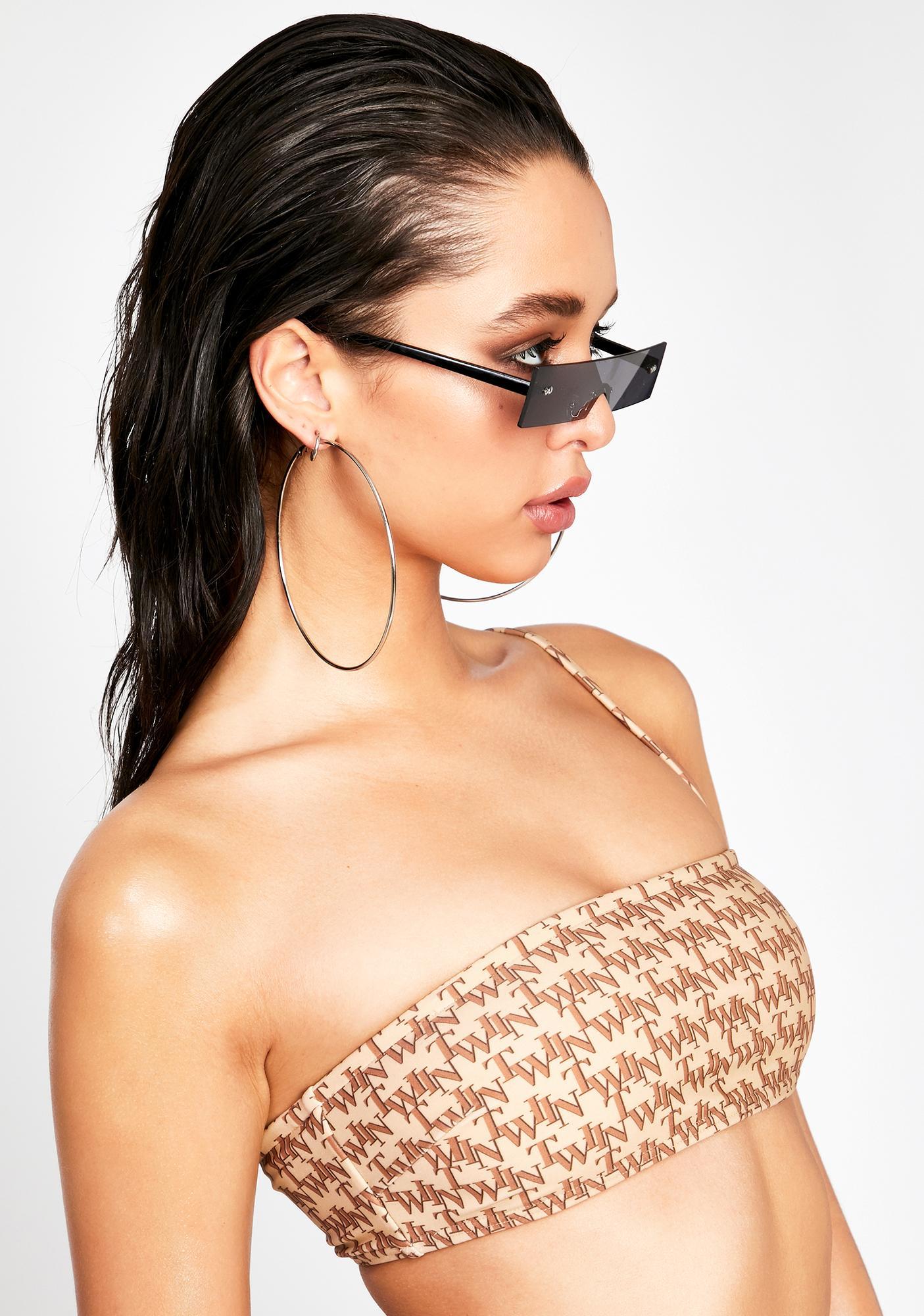 Twiin Ego Bandeau Bikini Top