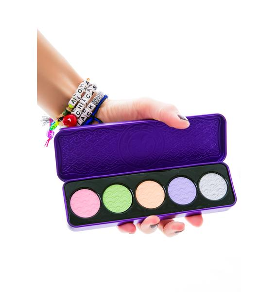 Lime Crime D'Antoinette Pressed Eyeshadow Palette