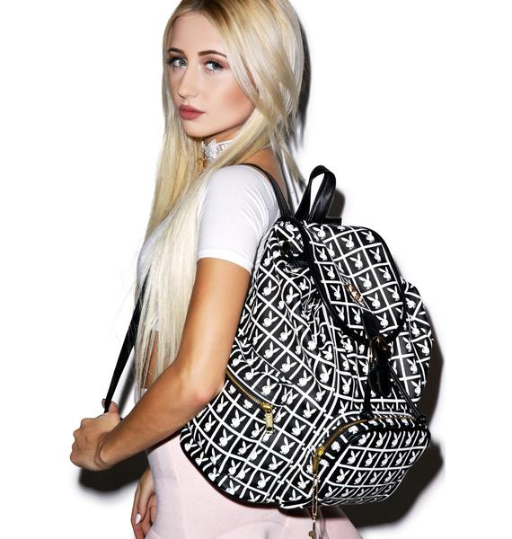 Joyrich X Playboy Panel Backpack