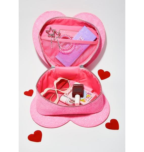 Sugar Thrillz Love Me Makeup Bag