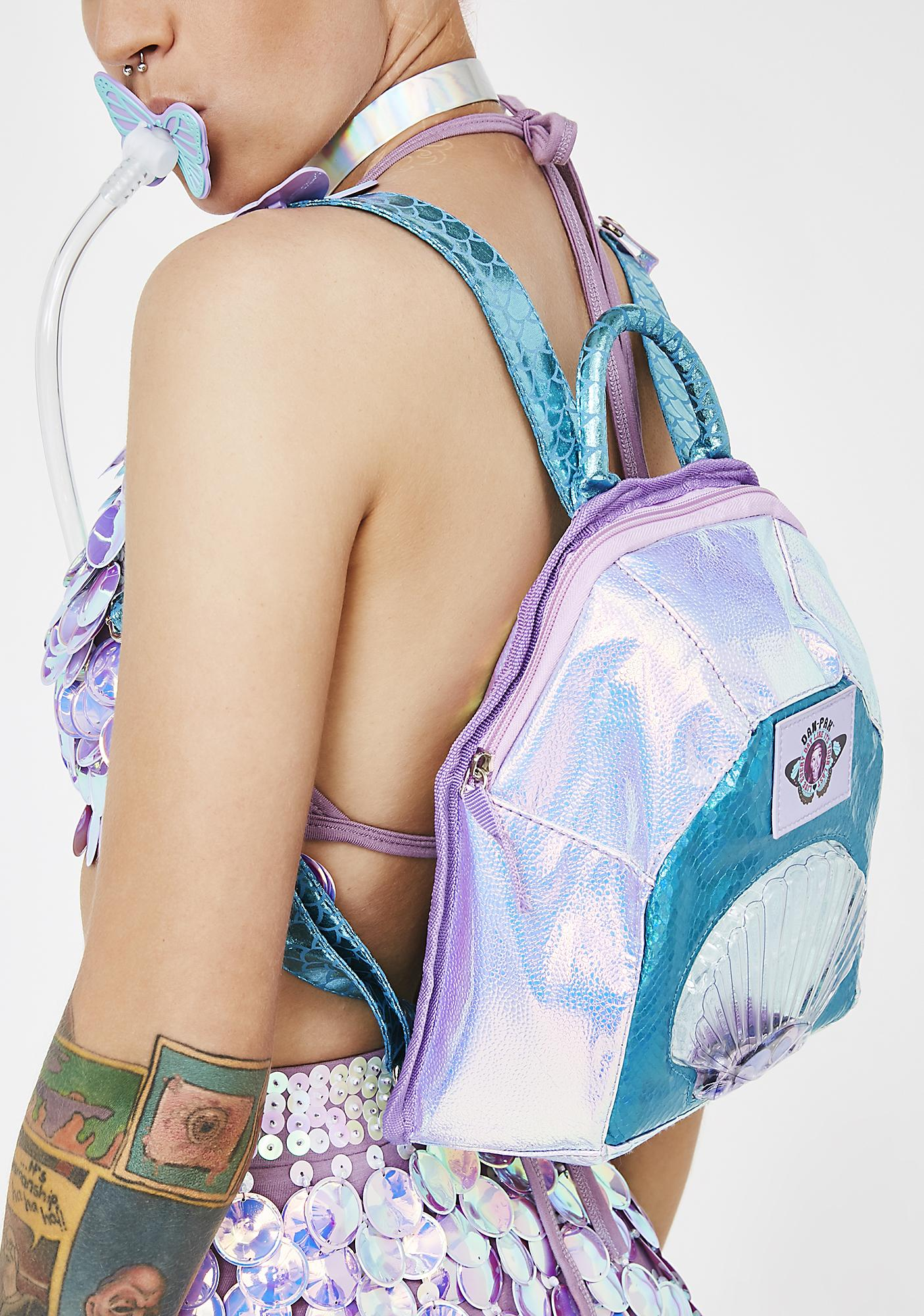 Dan-Pak Plurmaid Mini Hydration Backpack