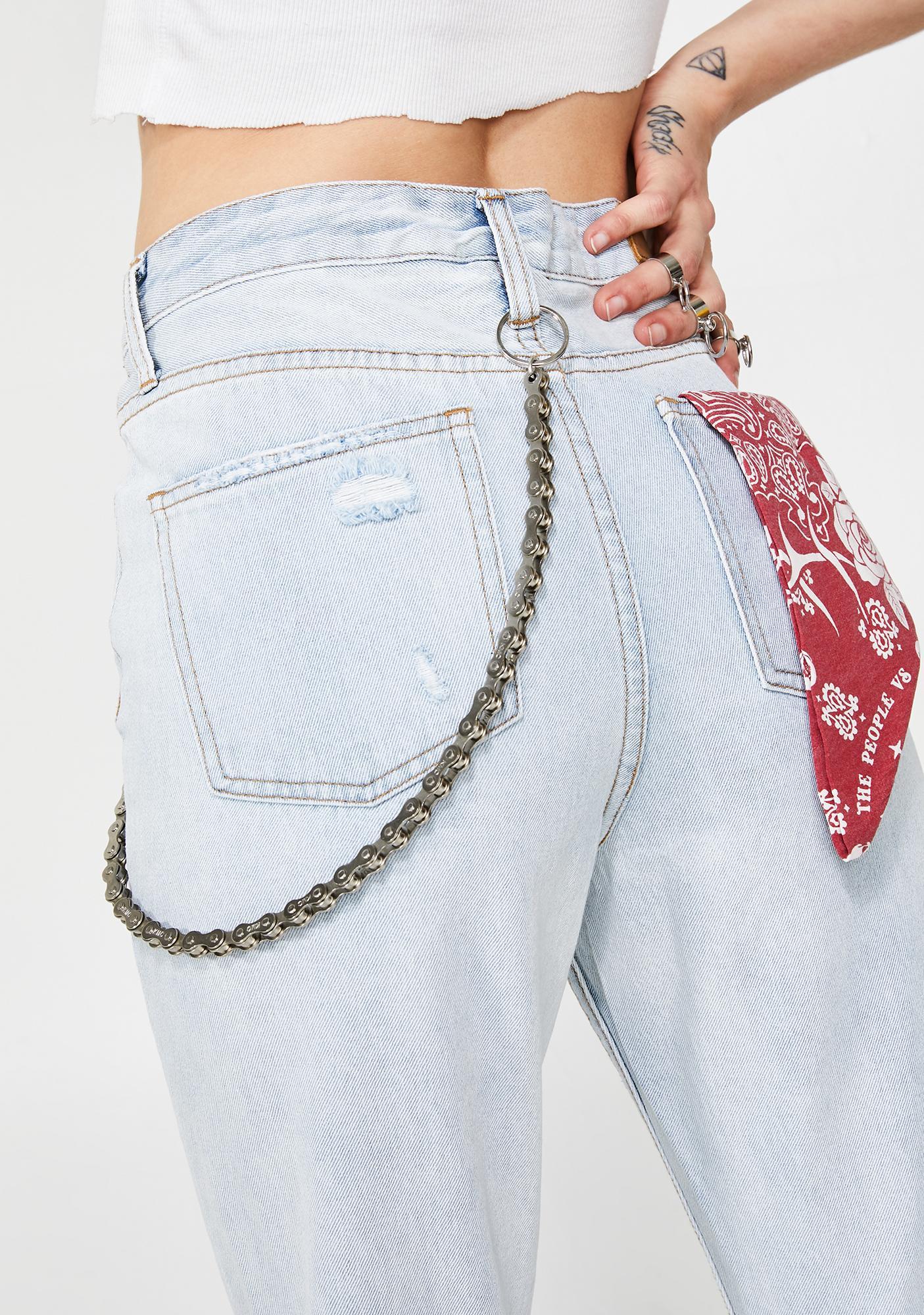 Baddie Vibez Belt Chain