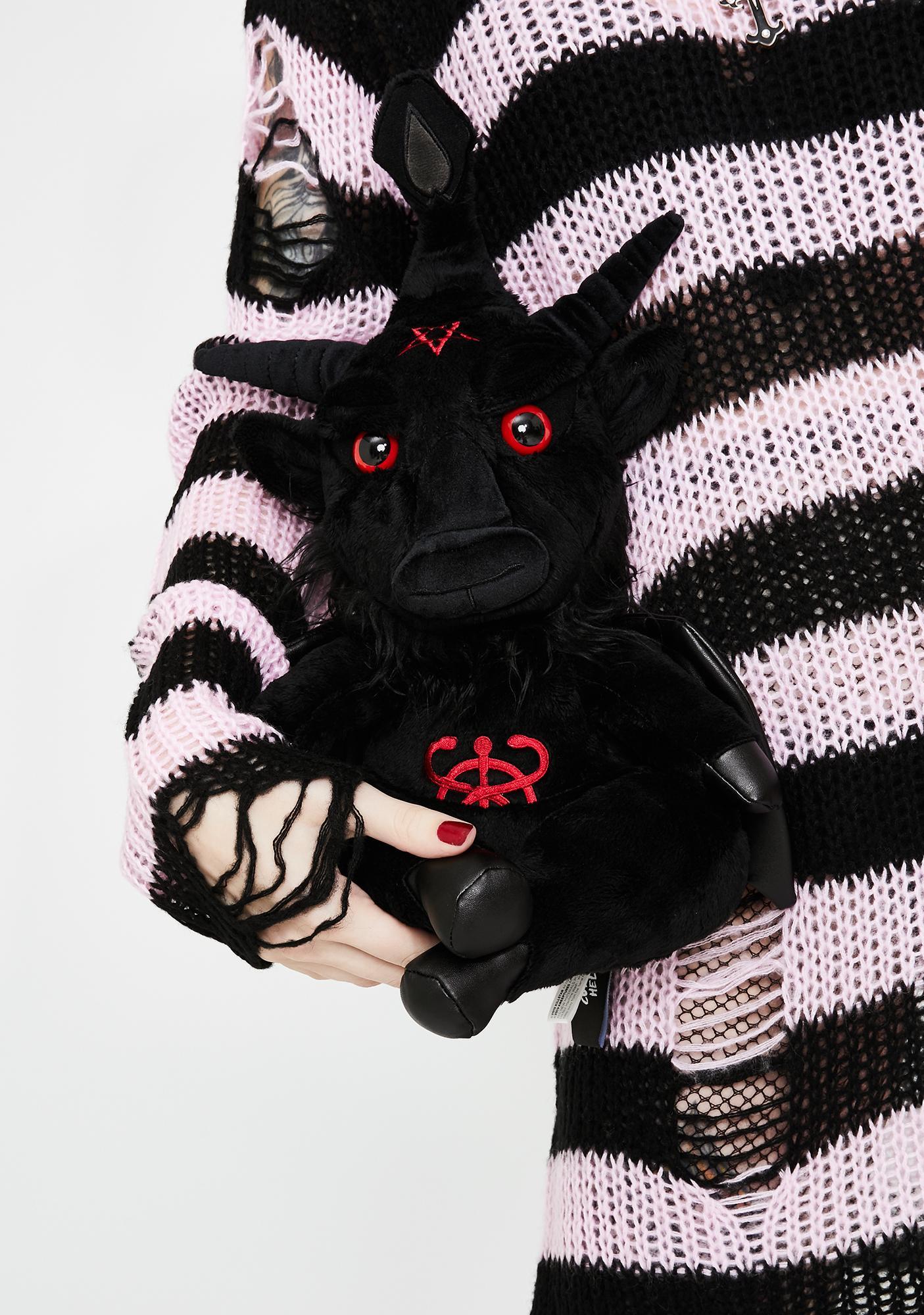 Killstar Dark Lord Blackout Kreepture Plush Toy