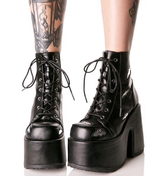 Demonia Megabat Platform Boots