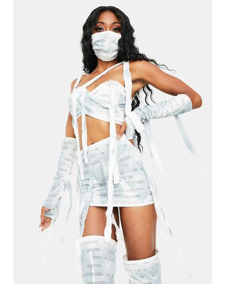 Call My Mummy Costume Set