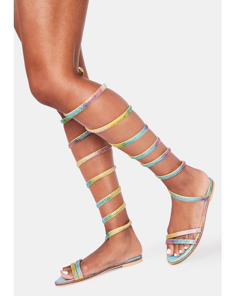 No Limit Sandals