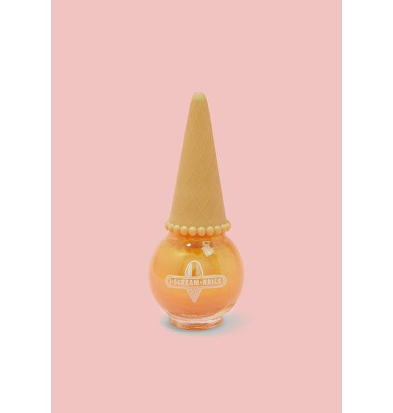 I Scream Nails Fire Opal Nail Polish