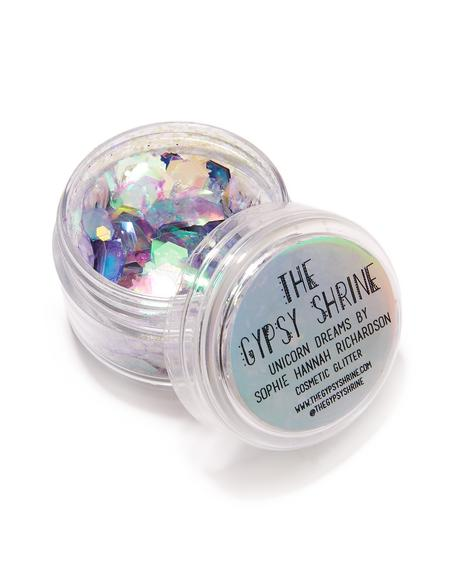 Unicorn Dreams Iridescent Face Glitter