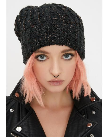 Barely Makin' It Pom Pom Beanie