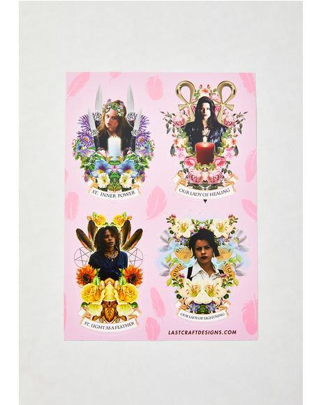 The Craft Sticker Sheet